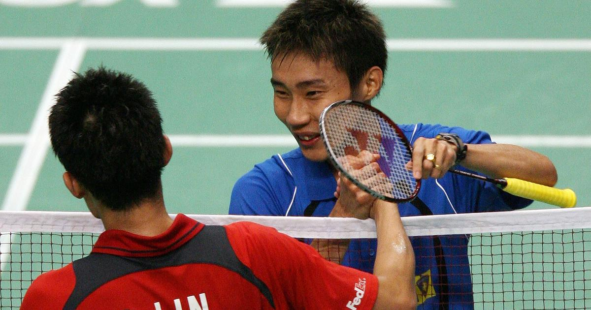 Badminton is about age: Lee Chong Wei says it will be tough for Lin Dan to qualify for Olympics