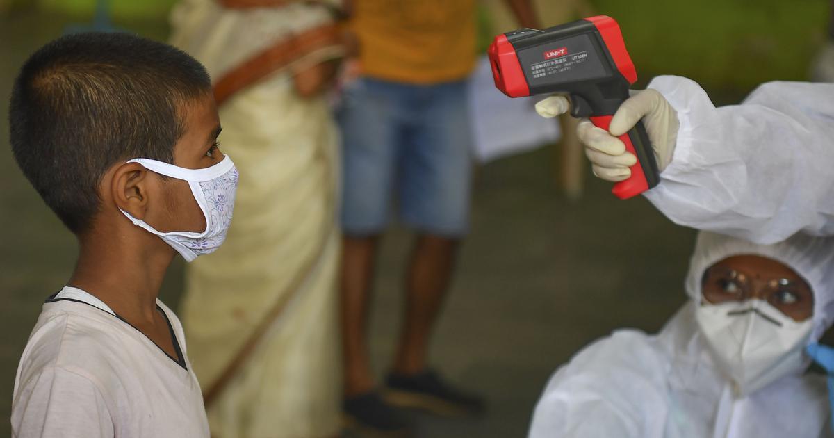 भारत में कोरोना वायरस के मामलों में सबसे बड़ी बढ़ोतरी, 24 घंटे में 6088 नए मरीज सामने आए