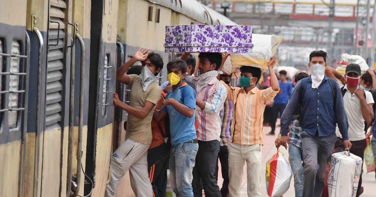 अगले 10 दिनों में 36 लाख लोगों को यात्रा करवाने की तैयारी : रेलवेे