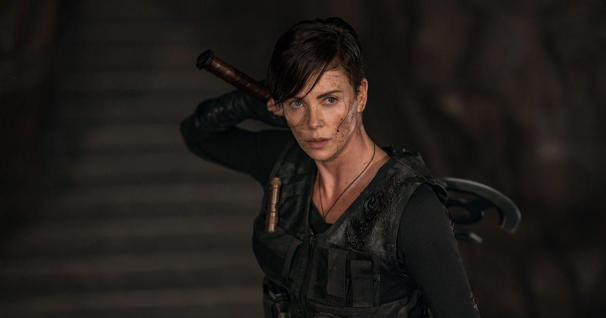 Watch: Charlize Theron is an immortal warrior in Netflix film 'The Old Guard'