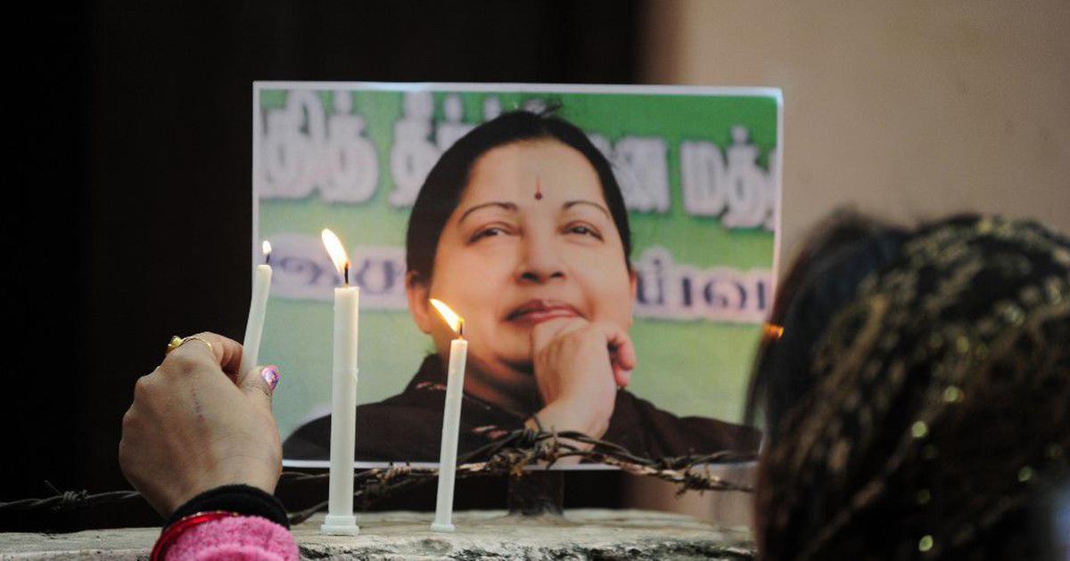 Tamil Nadu promulgates ordinance to 'temporarily' take over Jayalalithaa's Poes Garden residence