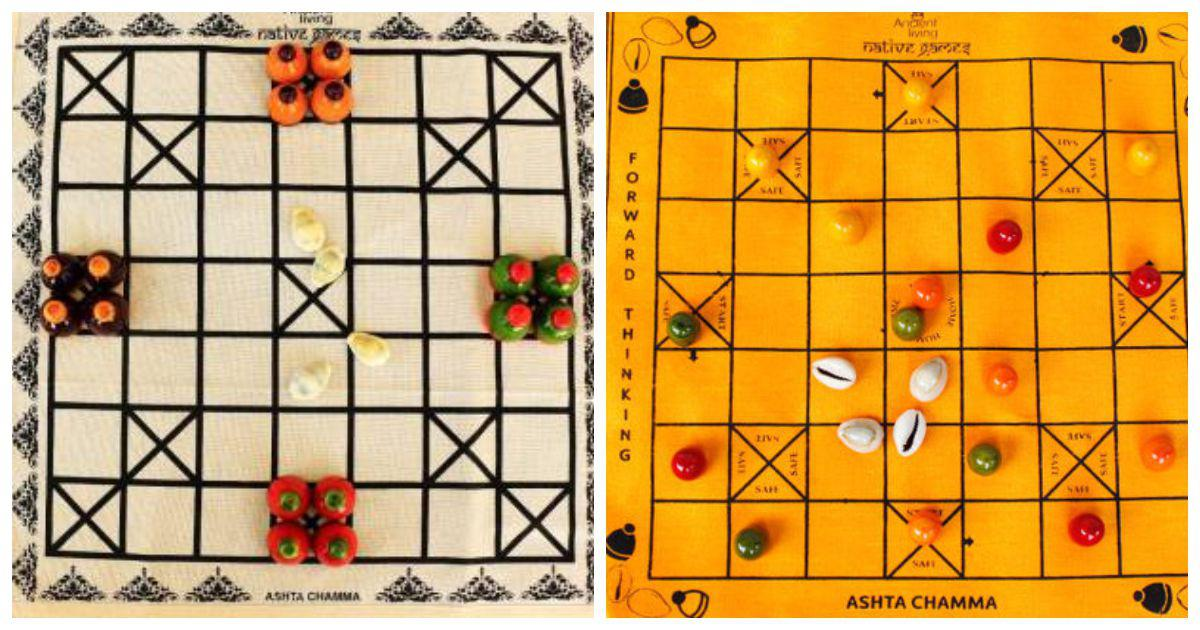 The Art of Solitude: A traditional Telugu version of Ludo is helping bring a semblance of normalcy