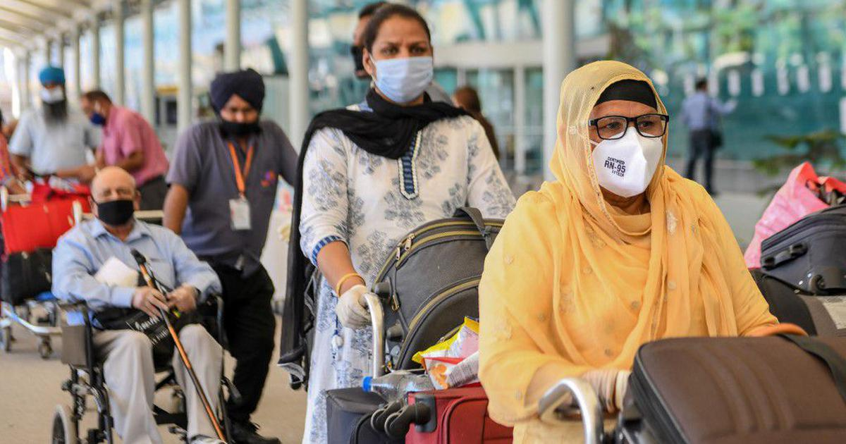 Covid-19: Five states, J&K to quarantine passengers arriving on domestic flights