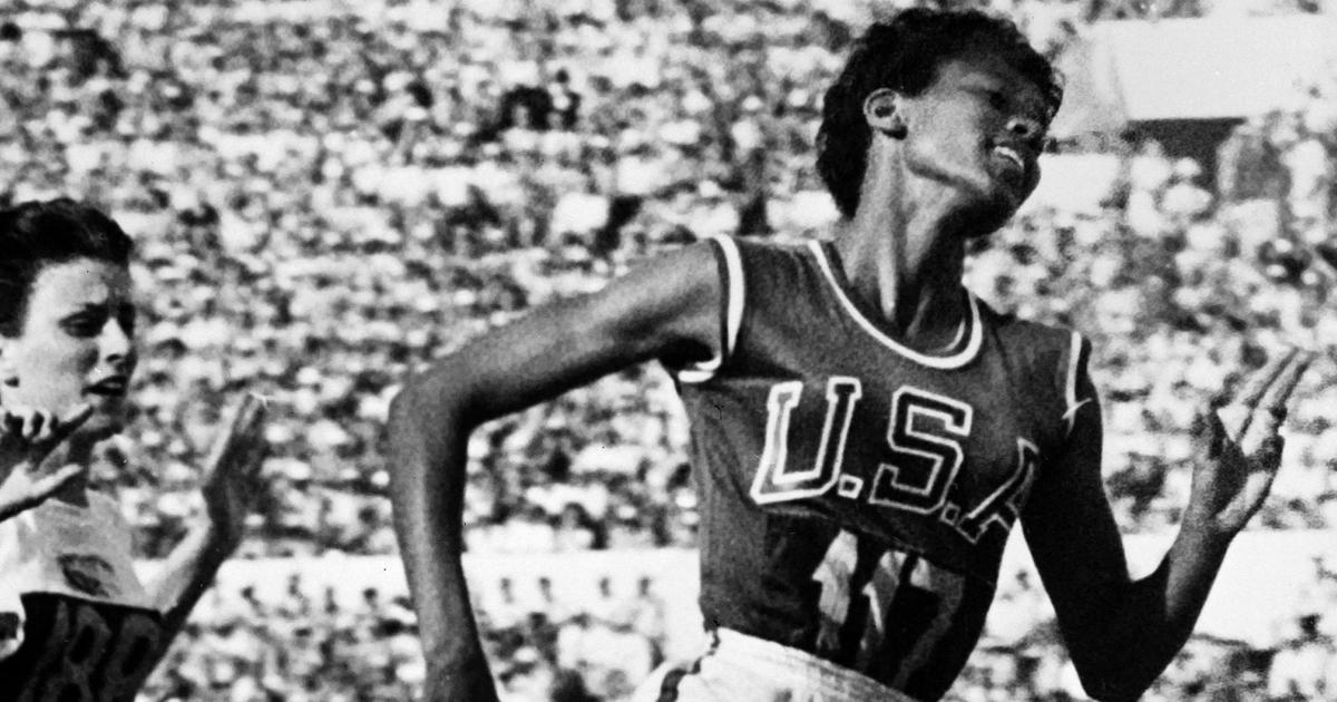 The Wilma Rudolph story: Beating polio, breaking records at the Olympics, blazing a trail for women