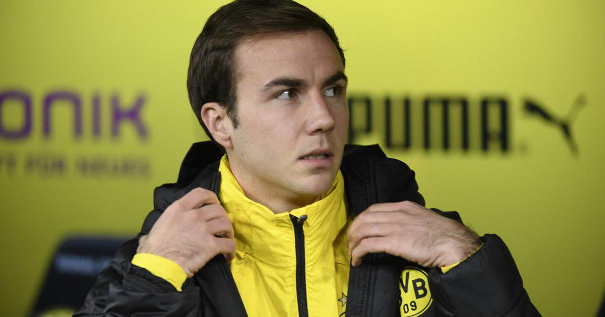 Bundesliga: Germany's World Cup hero Mario Goetze to leave Borussia Dortmund after current season