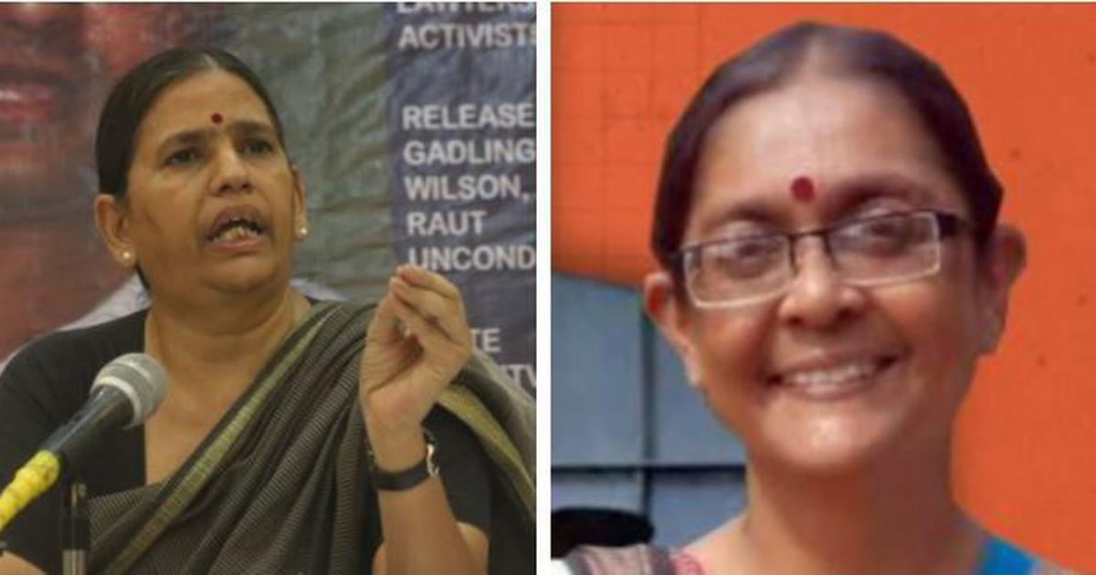 Covid-19: Over 600 citizens call for temporary release of Sudha Bharadwaj, Shoma Sen from jail
