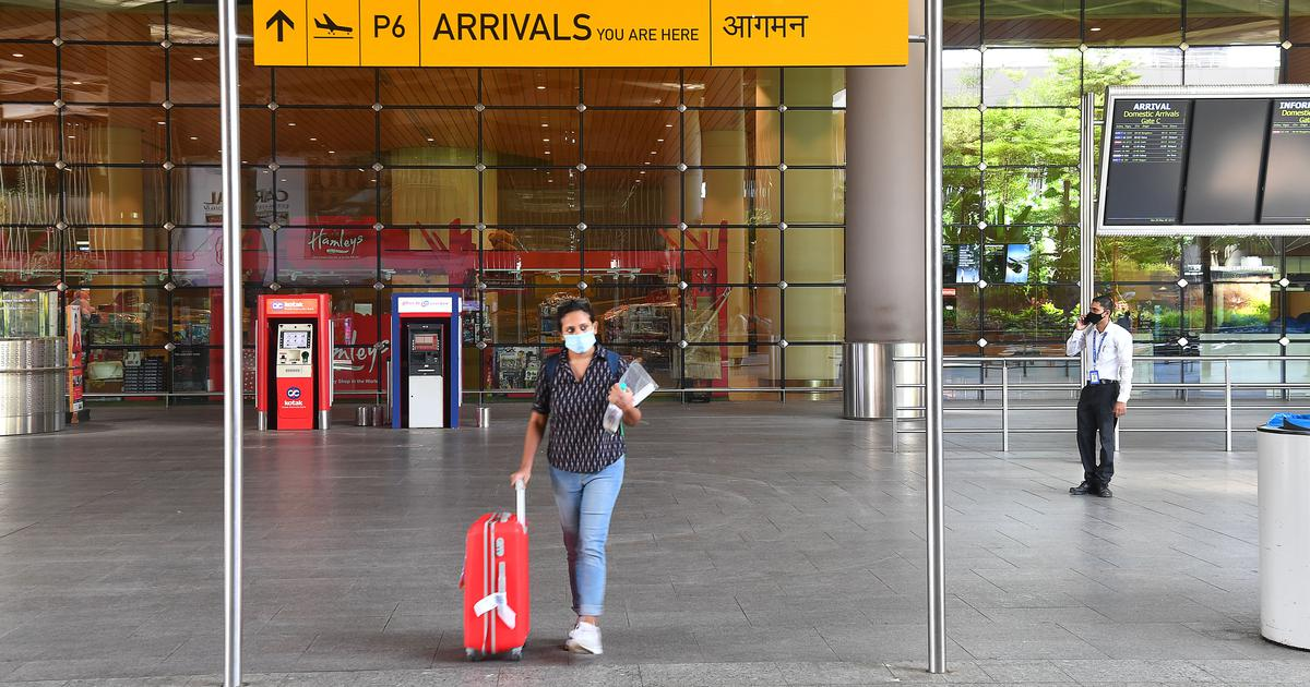 Covid-19: Maharashtra says passengers flying into state must go into 14-day home isolation