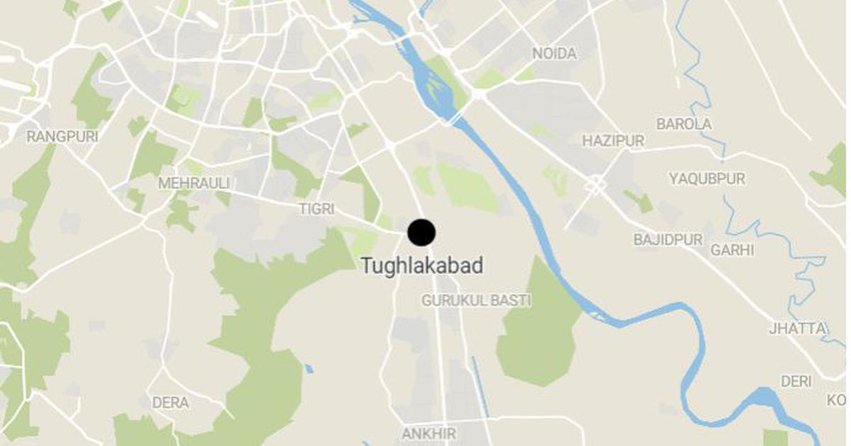 Delhi: Fire breaks out in Tughlakabad area, over 1,000 shanties burnt down