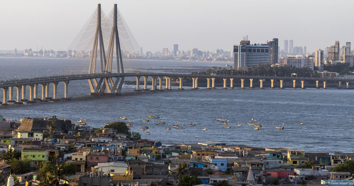 Mumbai's Bandra-Worli Sea Link is a symbol of aspiration – and reckless development