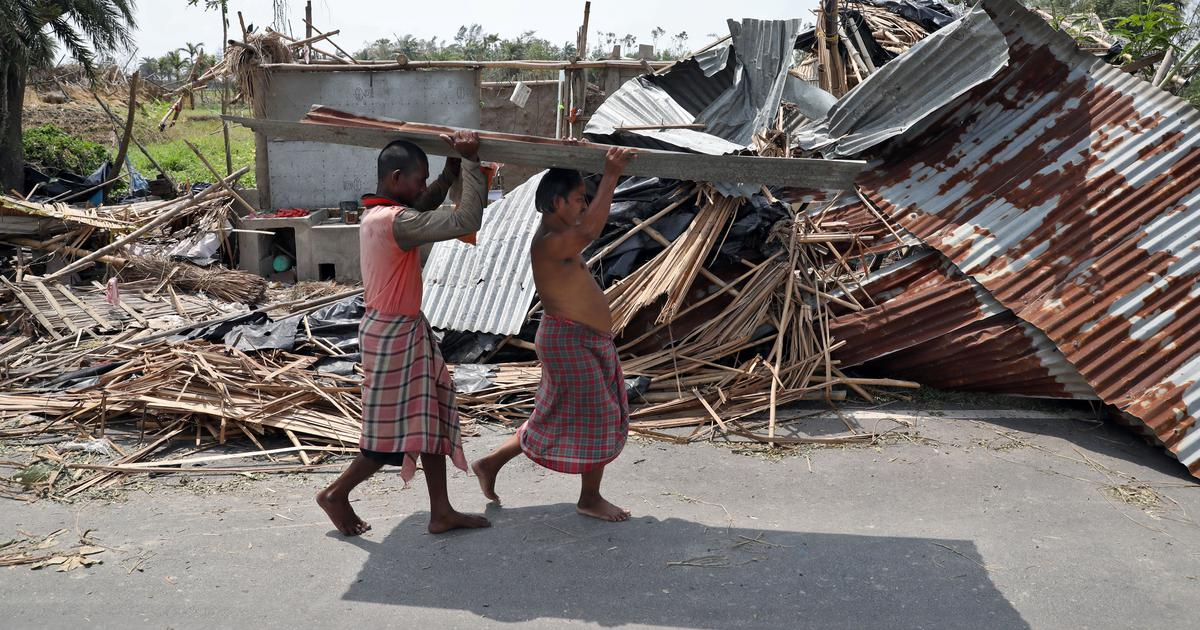 In 2020, India was hit by two of the world's 10 most costly climate disasters
