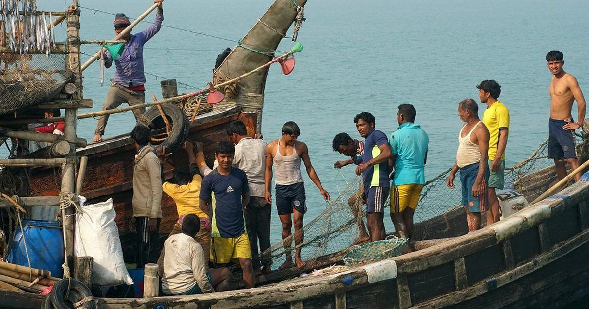 Ocean fishing boats could be using forced labour, scientists find using satellite data