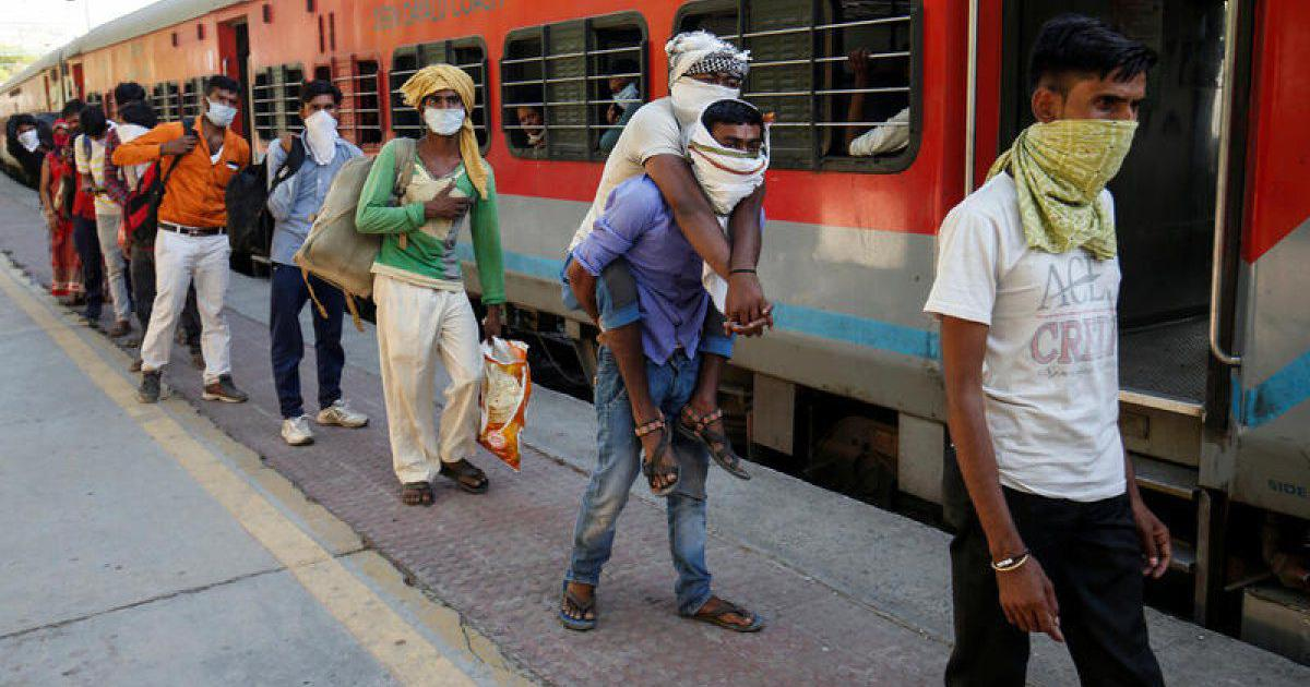 'I will never come back': Many Indian migrant workers refuse to return to cities post lockdown