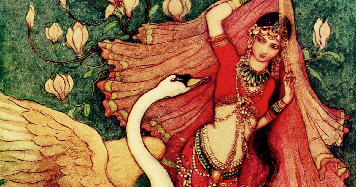 Listen: Compositions in raag Hamsadhvani, the sound of the swan