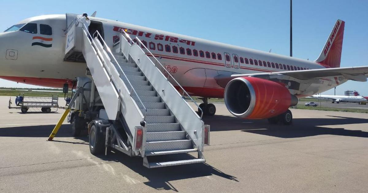 Delhi-Moscow Air India flight returns midway after pilot found positive