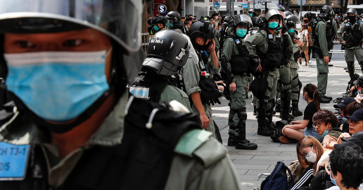 Explained: The national security bill fuelling Hong Kong's discontent against China
