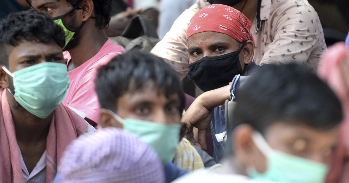 No space on trains, no rented homes to go back to: From Chennai to Gurugram, workers left in limbo