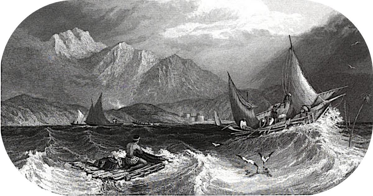 'The bay was strewn with shipwrecks': A short history of Mumbai storms in the 18th, 19th centuries