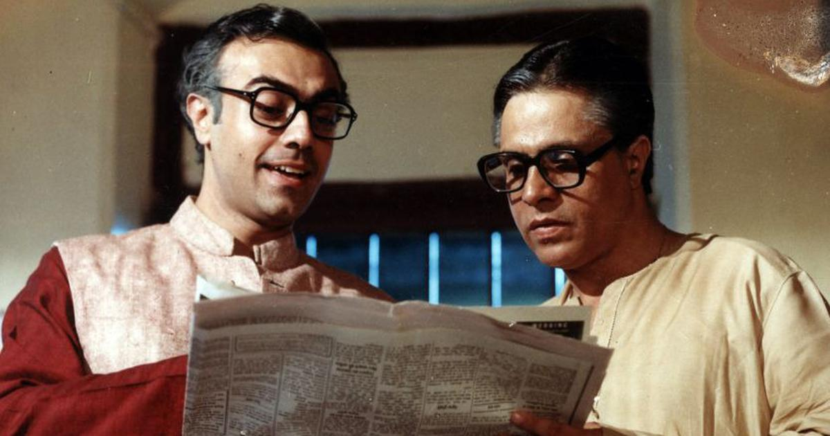 In Basu Chatterjee's 'Byomkesh Bakshi' TV series, the sleuth was a thinker and not an action hero
