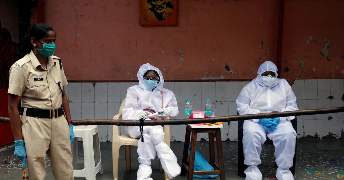 Coronavirus: Maharashtra reports biggest daily surge of new cases, state's tally rises to 1.64 lakh