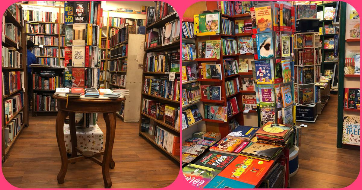 The pandemic claims an iconic bookshop as Full Circle Bookstore in Delhi's Khan Market closes