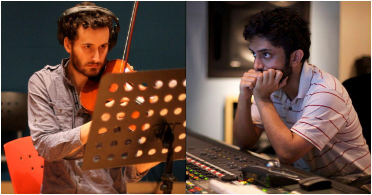Separated by distance, united in their vision: The music of Benedict Taylor and Naren Chandavarkar