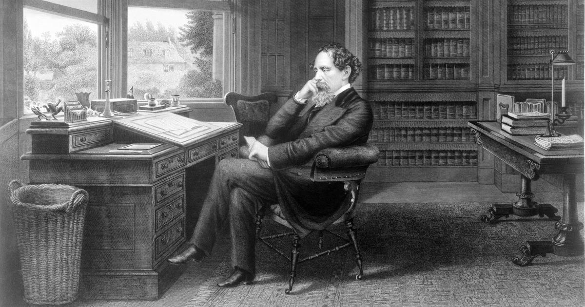 Why fan fiction about Charles Dickens' life is just as much a part of his literary legacy