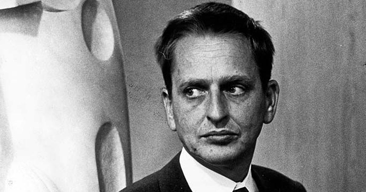 Who assassinated Swedish PM Olof Palme? Thirty-four years later, there is an answer