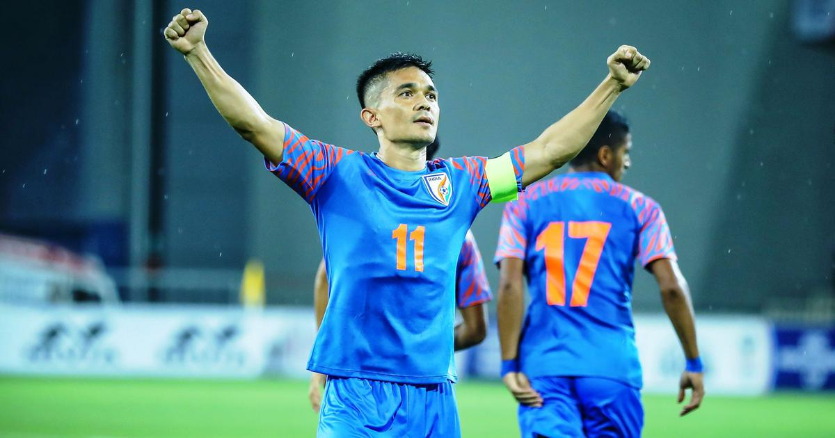 Don't remember playing without pain: Sunil Chhetri says break has helped him improve physically