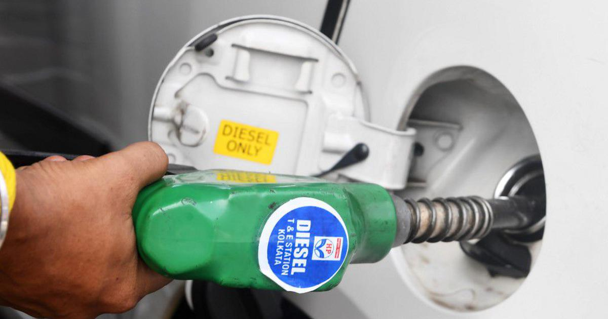 Petrol price rises 36 paise in two days in first hike since Assembly elections were announced