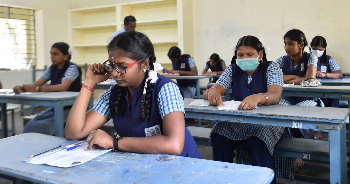 Central Board of Secondary Education announces result of class 12th examination