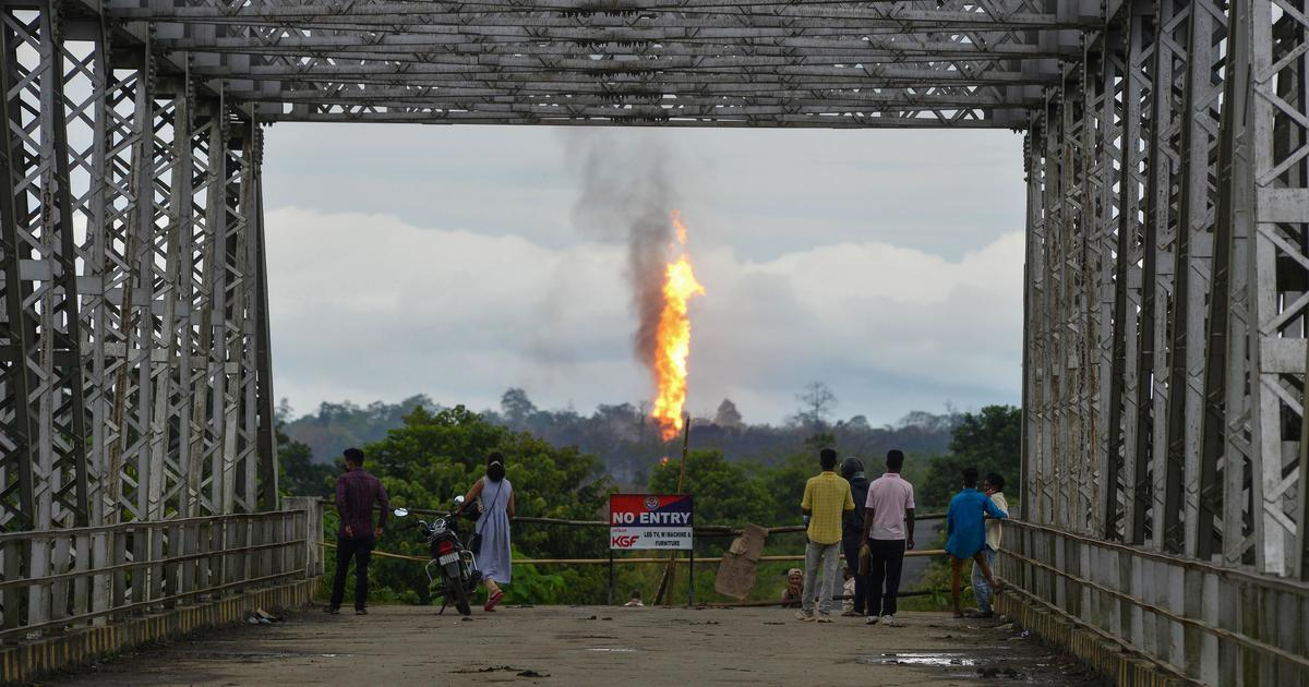 An 'Assamese PSU': The Baghjan blowout exposes long suppressed resentments against Oil India