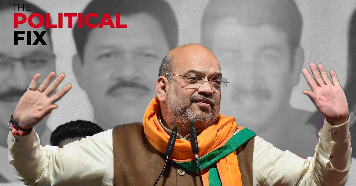 The Political Fix: Holding political rallies and taking charge of Delhi, is Amit Shah back?