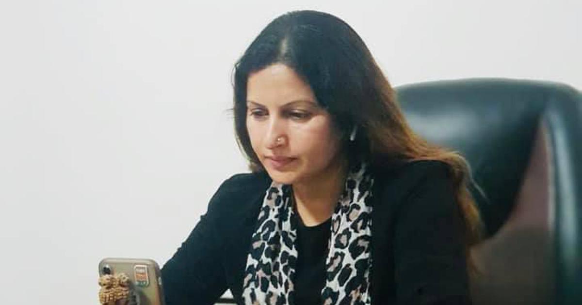 Haryana: BJP leader Sonali Phogat arrested for beating up market committee secretary in Hisar
