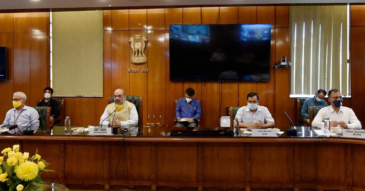 Covid-19: What has changed in Delhi's plans since the Centre took charge?