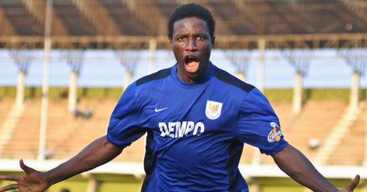 Indian football: Nigeria's Ranti Martins – ultimate fox in the box who made goal-scoring look easy