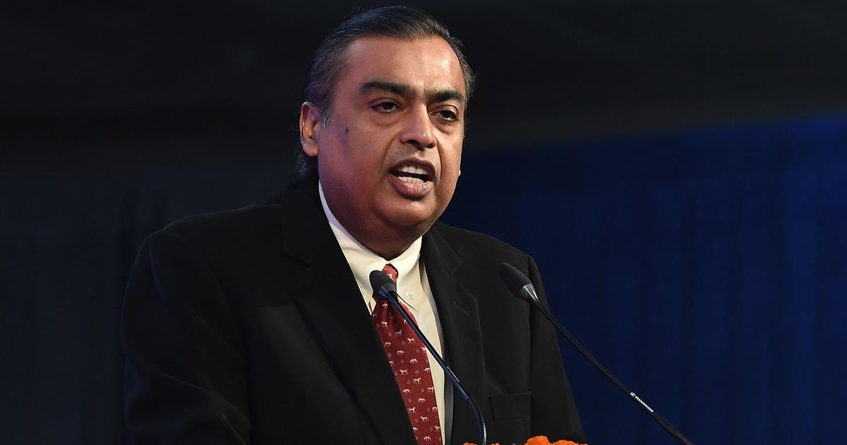 Reliance Industries sells 1.28% stake of its retail arm for Rs 5,550 crore to US-based firm KKR