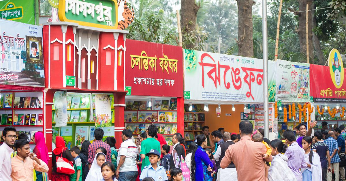 Books were an essential part of life in Bangladesh before Covid-19. Will they bounce back?