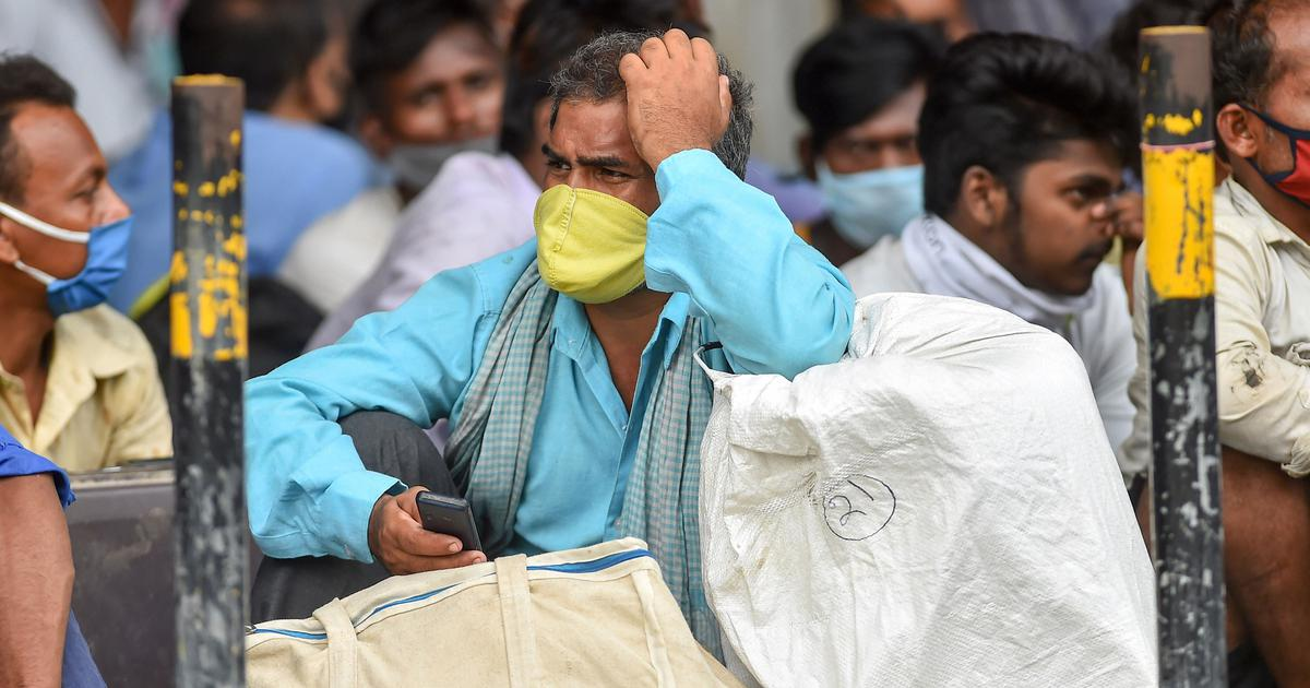 Migrant workers have returned to India's cities – but they are even more vulnerable now