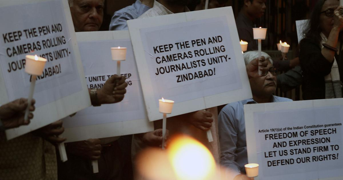 Editors Guild says attacks on journalists in Delhi and Bengaluru 'reprehensible', calls for action