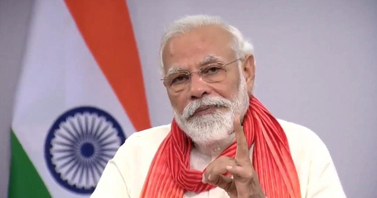 कोरोना वायरस संकट के मामले में भारत कई देशों से बेहतर स्थिति में है : नरेंद्र मोदी