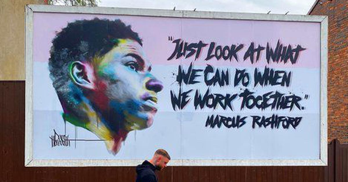 Rashford's campaign for free school meals: How the Man Utd star made a difference to people in need