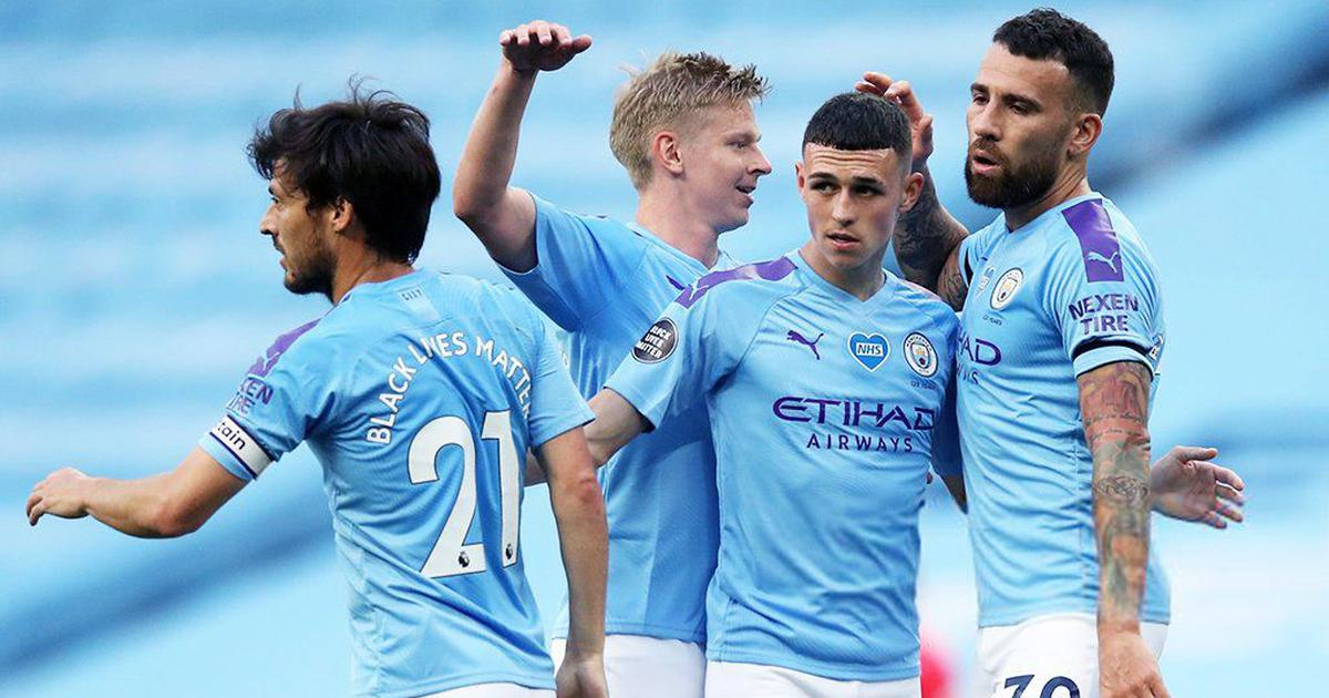 Premier League: Mahrez, Foden shine as Manchester City crush Burnley to delay Liverpool's coronation