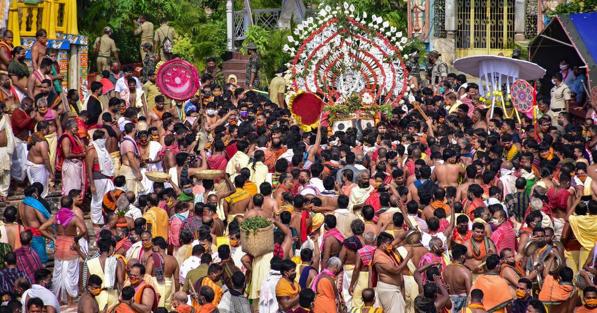 Coronavirus: Jagannath Temple servitor tests positive before Rath Yatra in Odisha