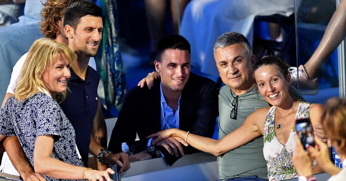 Novak Djokovic's father blames Grigor Dimitrov for coronavirus fiasco at Adria Tour: Report