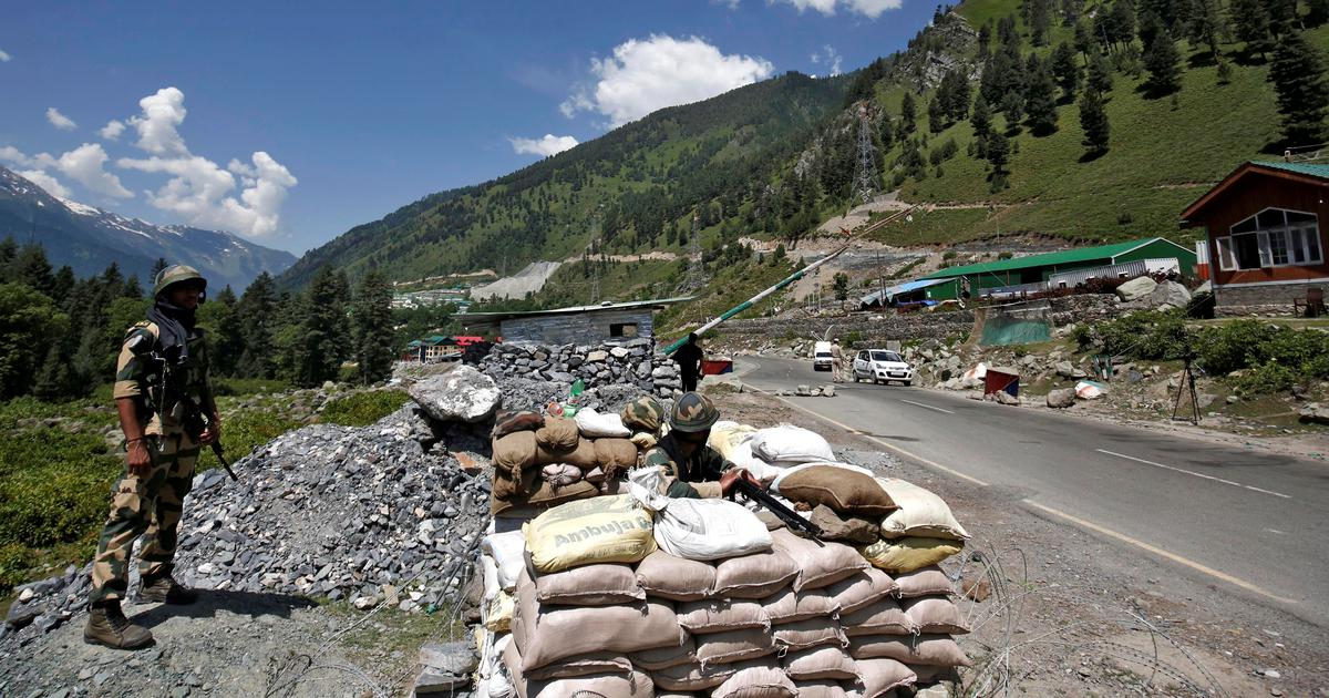 Ladakh clash: Indian Army says disengagement with China needs 'constant verification'
