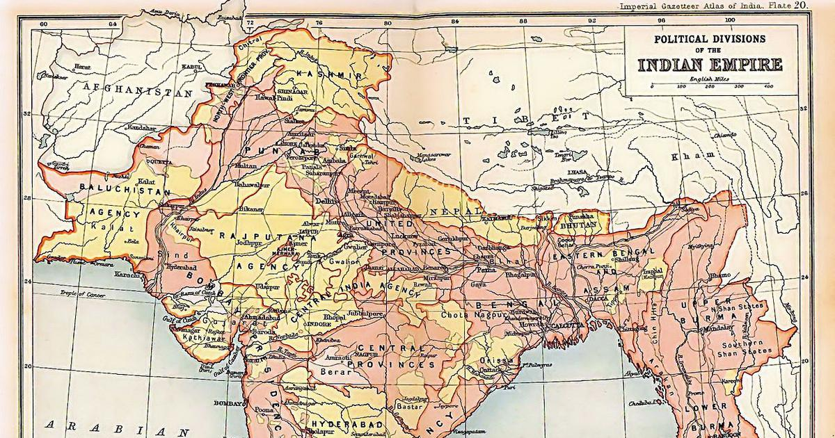 How British ambiguity about frontier between India and China paved way for a post-colonial conflict