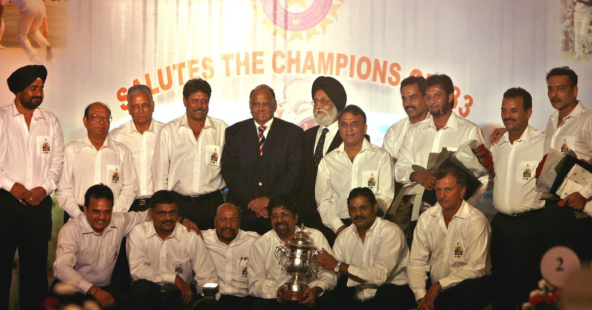 Anecdotes galore: Reliving the famous 1983 World Cup win in the words of Kapil Dev and Co