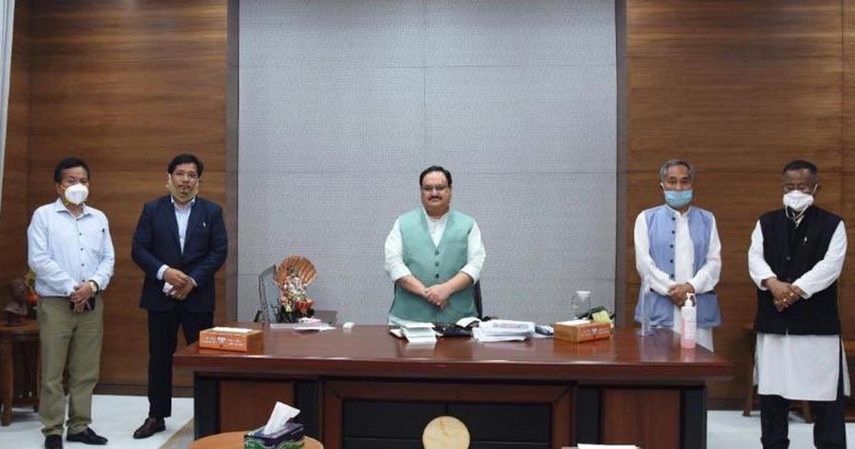 Manipur crisis: NPP legislators who withdrew support back with ally BJP, says Himanta Biswa Sarma