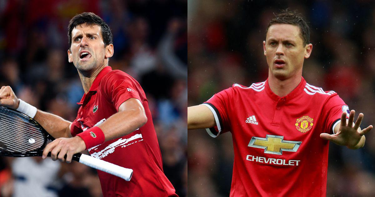 Only thing I resent Djokovic for is apologising: Man Utd's Matic backs under fire tennis star