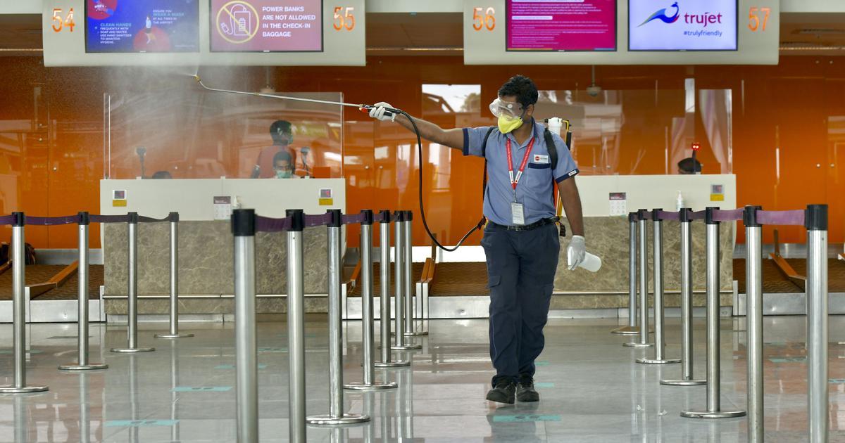 Coronavirus: International air travel to remain suspended till July 15, says Centre